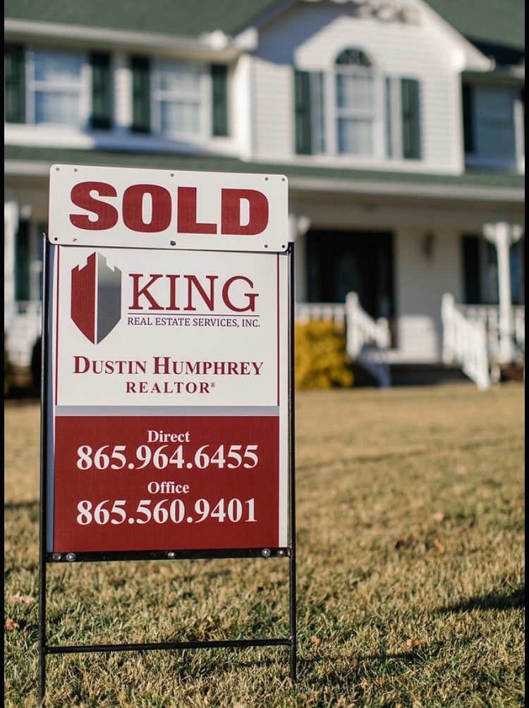 Real Estate Signs Knoxville Image