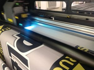Printing a Sign