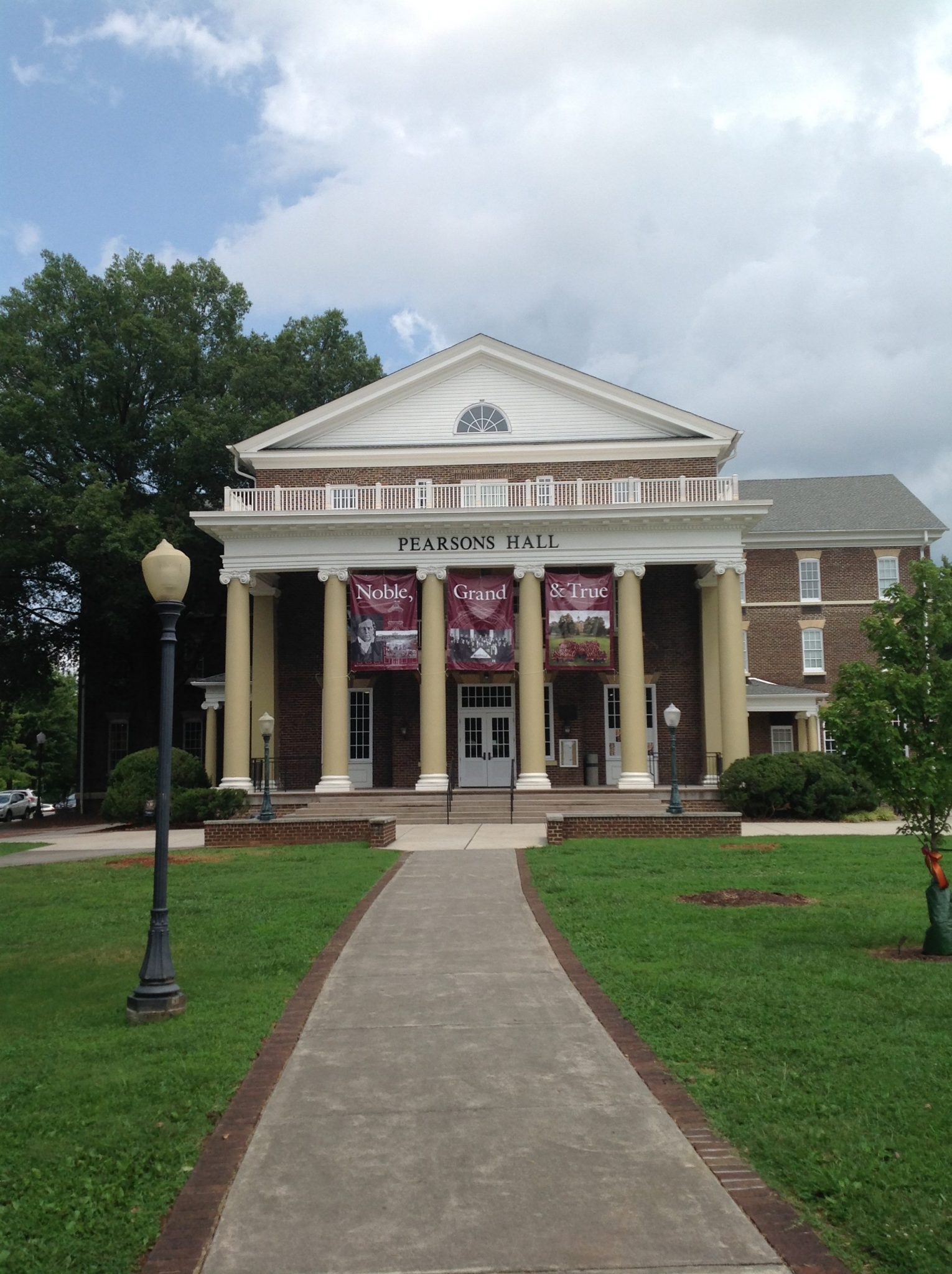 Maryville Banners - Parrott Printing